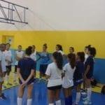 Volley Terracina: al via la preparazione per la nuova stagione