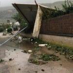 """Sperlonga in ginocchio dopo la tempesta, Cusani: """"Abbandonati dalla Regione"""""""