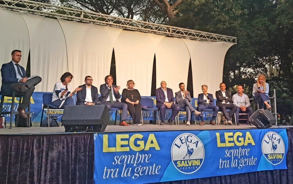 FESTA LEGA LATINA UGL LAZIO ROMA-LATINA BOLKESTEIN OTTOBRE 2018 1