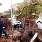 "VIDEO – Tornado a Terracina: ""Come un bombardamento"". Le interviste a sindaco e cittadini"