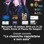 Sant'Onorato, grande concerto gratuito a Fondi in piazza De Gasperi