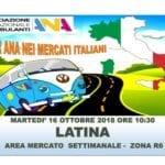Ana, a Latina la terza tappa del Tour dei mercati d'Italia