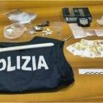 Formia, spaccio di cocaina: la polizia arresta un giovane