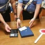 Un arresto dei carabinieri a Fondi per spaccio di eroina