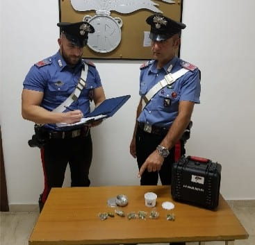 controlli carabinieri latina sezze stupefacenti ottobre 2018