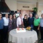 Centro sociale Anziani di Bassiano, grande successo per la Festa dei Nonni