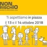 """""""Io non rischio"""", a Fondi appuntamento con i Falchi in piazza Unità"""