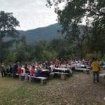 """""""Liberi di camminare"""": grande successo nella sughereta di Monte San Biagio"""
