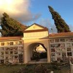 Sperlonga, danni al cimitero causati dal maltempo: i 5 stelle chiedono un'assemblea pubblica