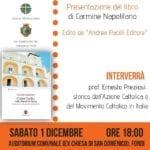 Fondi, sabato la presentazione del libro sulla storia dell'Azione Cattolica