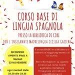 ¿Habla español?, a Cori sono aperte le iscrizioni al corso base di lingua spagnola