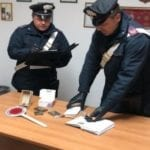 Hashish e marijuana, 49enne arrestato per spaccio