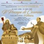 """Formia, il """"Presepe di Cicerone"""" in Piazza Vittoria a partire dal 24 novembre"""
