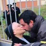 """VIDEO – Maltempo e alluvioni, Salvini: """"Tasse sospese per chi è stato colpito"""""""