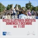Riapre il ponte borbonico sul Garigliano: domenica visita gratuita