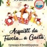"""Gaeta, l'associazione Sviluppo e Tradizioni lancia la campagna """"Acquisti da Favola"""""""
