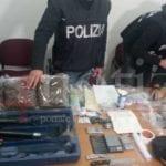 Slot razziate e spaccio di droga, scacco alla banda: arresti della polizia