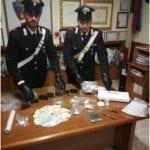 Fondi, 25enne arrestato per spaccio di droga