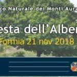 Parco Naturale dei Monti Aurunci, tutto pronto per la Festa dell'Albero