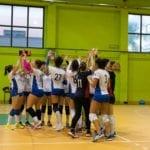 Al 'Ramadù' di Cisterna l'Omia Volley si impone sul KK Eur