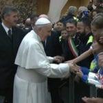Da Maenza a Papa Francesco, l'esperienza della Protezione Civile