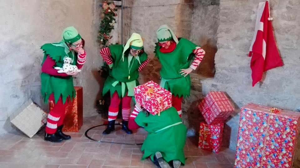 Itri Castello Babbo Natale – Elfi