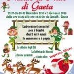 Natale al nido di Gaeta, gli appuntamenti in programma