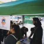 A Fondi grande successo per la raccolta firme per l'educazione alla cittadinanza