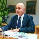 Fondi, la conferenza stampa di fine anno del sindaco: il report