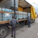 Contrabbando di carburante, sequestrati 28.000 litri di gasolio sulla Pontina #VIDEO