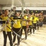 Arcieri di Santo Stefano campioni d'Italia dei centri giovanili #VIDEO