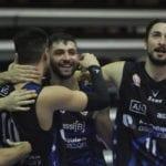 Basket serie A2: terza vittoria consecutiva per la Benacquista Latina