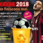 Torna il Calciobidone, l'anti-Pallone d'Oro dalle origini pontine – VIDEO
