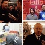 No ai botti di Capodanno, lo spot per la polizia di De Sica, Boldi, Lillo & Greg – VIDEO