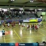 L'HC Fondi sempre più in alto: battuto anche il Trieste #VIDEO