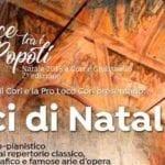 Appuntamento a Cori con 'Voci di Natale': repertorio dall'opera al cinema