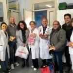 """""""Giocattoli in MoVimento"""", tappa dai bambini dell'ospedale di Formia"""
