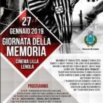 A Lenola la Giornata della Memoria con la proiezione del corto premiato dal Presidente Mattarella
