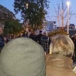 Elezioni, Carturan incontra i cittadini sotto la Fontana Biondi