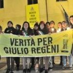 A Formia si accendono le fiaccole per Giulio Regeni #FOTO