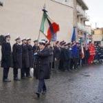 La Polizia Locale di Cisterna celebra San Sebastiano