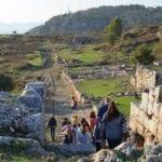 Norma, il calendario delle visite guidate al Parco Archeologico dell'Antica Norba