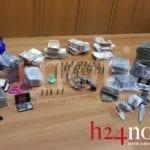 Droga e soldi: il 40enne resta in carcere, il 29enne ai domiciliari