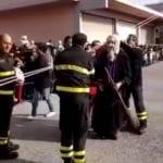 La Befana dei vigili del fuoco di Gaeta – VIDEO