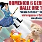 Epifania e solidarietà: Casapound consegna domani i giocattoli ai bambini in difficoltà