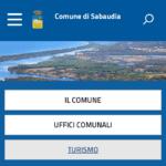 E' online il nuovo sito del Comune di Sabaudia