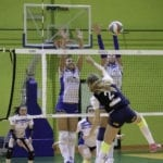Volley, scontro al vertice nel derby pontino: domani si sfidano Terracina e Omia Cisterna