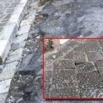 """Report dei 5 Stelle sulla """"non manutenzione"""" delle strade: 243 mila euro"""