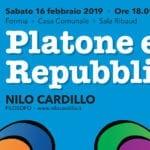 """Formia, l'associazione Confronti discute de """"La Repubblica"""" di Platone"""