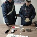 Pusher in manette e sequestro di droga a San Felice Circeo